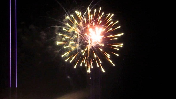 Bakersfield New Years Eve Fireworks