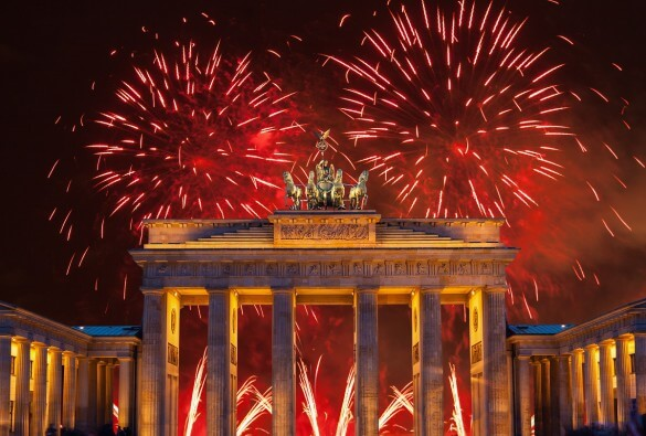 Image result for Berlin new years eve 2019