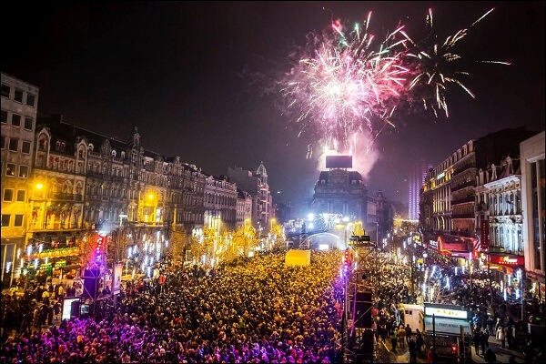 Brussels New Years Eve 2019 Hotel Packages, Deals, Parties