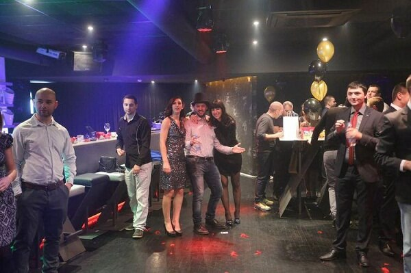 Kharkiv New Years Eve Party
