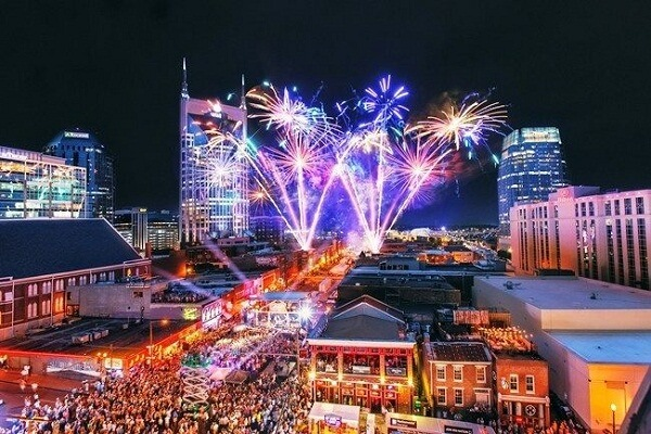 Nashville New Years Eve 2020 Events, Hotels and Parties