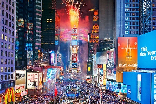 New York City New Years Eve 2020 Party Places, Hotel ...